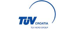 TUV Croatia 250×100