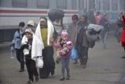 Prve izbjeglice s Bliskog istoka stigle u Zimski prihvatni tranzitni centar u Slavonski Brod
