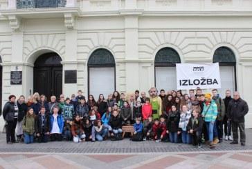 Europe through the lines of literature: učenici iz pet zemalja u posjetu Slavonskom Brodu