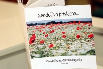 Predstavljena nova brušura Turističke zajednice Virovitičko podravske županije