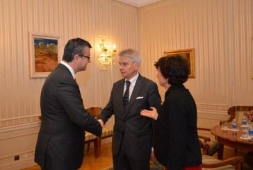 Premijer Orešković s posebnim izaslanikom Predsjednika Francuske Republike