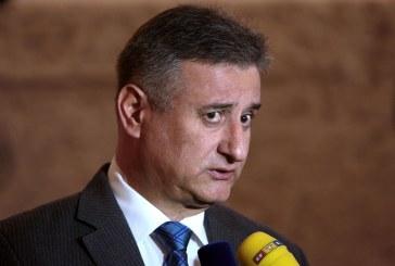 Karamarko: 'Ne postoji ultimatum HDZ-a Mostu, to je netko izmislio'