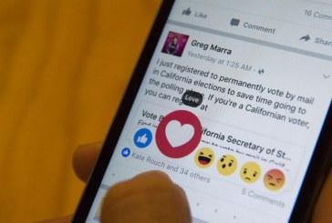 Dodaci lajkovima: facebook uveo pet novih reakcija