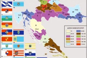 Većina građana protiv MOST-ovog prijedloga o smanjivanju županija