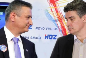 HDZ pozvao na medijski bojkot Zorana Milanovića