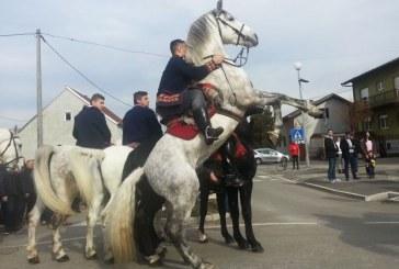 OPĆINA KLAKAR: Pokladno jahanje u Ruščici okupilo čak 82 konjanika iz cijele Slavonije