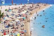 Do studenoga 8,2 posto turista više nego lani