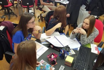 "Nova znanja i povezivanje kroz projekt ""Youthpower – The Power of Tomorrow"