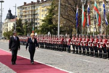 Predsjednica Republike u službenom posjetu Bugarskoj
