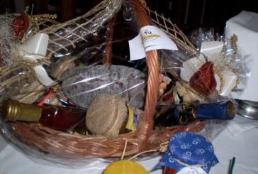 Prvi proizvod klastera Slavonska košarica u web shopu: Uskrsna slavonska košarica