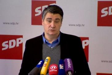 Milanović predao dvostruko više potpisa od Komadine: 'SDP-u nudim sebe, svoju energiju i znanje'