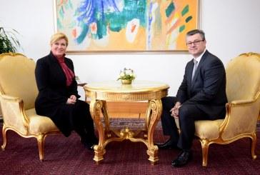 Predsjednica otkrila da premijer ima kandidata za čelo SOA-e