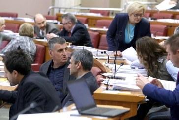 Hrvatski sabor prihvatio proračun za 2016. i potvrdio Tomu Medveda za ministra branitelja