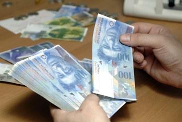 Zagrebačka banka u gubitku 519 milijuna kuna zbog troška konverzije 'švicarca'