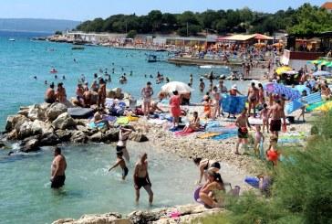 Hrvatska ove godine očekuje pola milijuna turista više nego lani