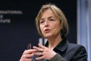 Vesna Pusić pred Općom skupštinom UN-a predstavila svoju kandidaturu za glavnu tajnicu UN-a.