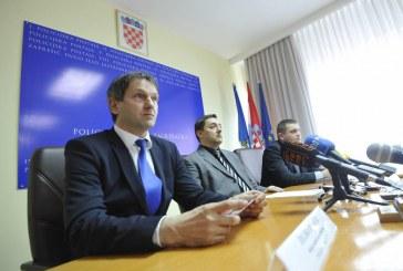 MUP: razriješena pljačka u PU zagrebačkoj, uhićen Željko Dolački!