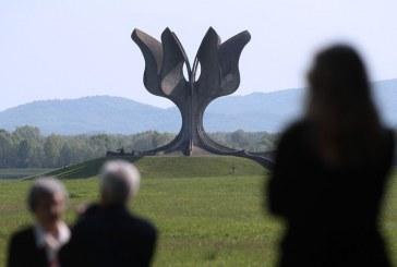 Komemoracija u počast žrtvama koncentracijskog logora u Jasenovcu