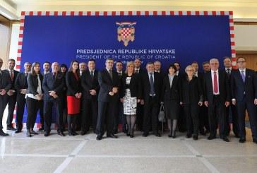 Predsjednica izvoznicima 'Lidera': vi ste temelj razvoja Hrvatske