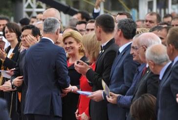 Predsjednica Republike na inauguraciji predsjednika Kosova