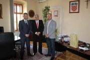 Susret gradonačelnika Pule i Slavonskog Broda