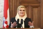 U pratnji 60-ak gospodarstvenika Predsjednica RH putuje u službeni posjet Iranu