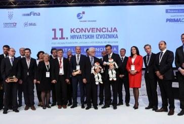 Dodijeljeni 'Zlatni ključevi': Pliva – najbolji hrvatski veliki izvoznik za 2015.