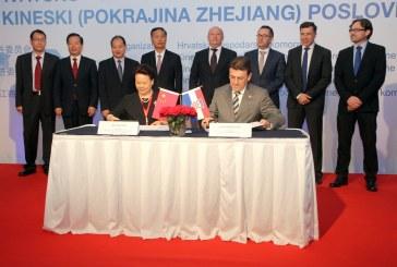 Predstavništvo HGK u Šangaju otvorit će prilike za veći izvoz u Kinu