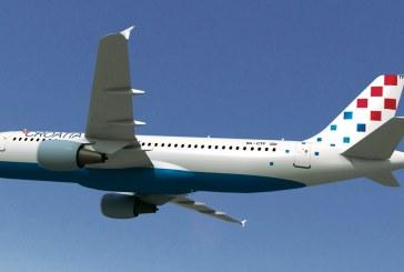 Prvi let Croatia Airlinesa na izravnoj liniji Zagreb-Lisabon
