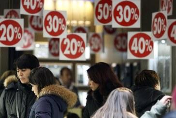 Nastavak deflacije: potrošačke cijene pale i u travnju