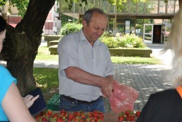 PREPORUČUJEMO Domaće eko jagode OPG-a Lovinčić iz Starog Slatinika