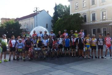 BREVETO CROATIE  Biciklistički maraton Slavonijom
