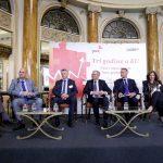 """Konferencija """"Tri godine u EU: Investicijama protiv nezaposlenosti"""""""