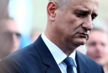 Predsjednik HDZ-a Tomislav Karamarko podnio ostavku