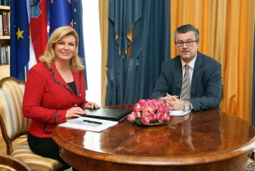 Kriza vlasti: Nakon Oreškovića i Reinera, Predsjednica na razgovor privela i Petrova i Karamarka