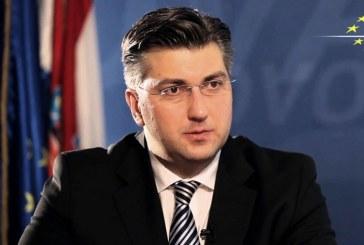 Izbori za predsjednika HDZ-a 17. srpnja, Plenković najavio svoj program
