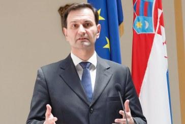 Inoministar Kovač: Hrvatska ne blokira Srbiju, ali moraju biti brzi