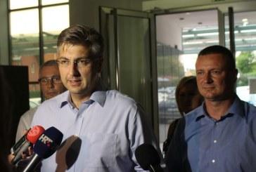 Andrej Plenković: HDZ će koalirati s programski bliskim strankama