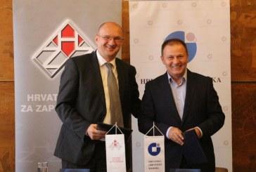 HOK i HZZ potpisali Sporazum o suradnji o osposobljavanju na radnom mjestu
