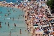 Odlična turistička sezona: prihodi od turizma 9,5 milijardi eura