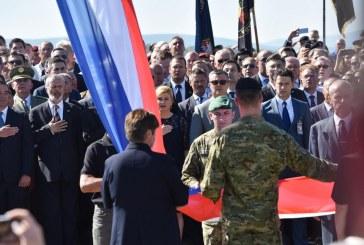 Hrvatska slavi Dan pobjede i domovinske zahvalnosti: slava svim junacima Oluje!