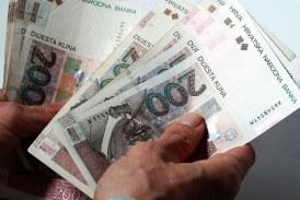 Prosječna neto plaća za lipanj 5.686 kuna, 43 kune više nego prošle godine