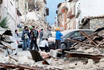 Snažan potres od 6,2 stupnja pogodio središnju Italiju, poginulo najmanje 73 ljudi