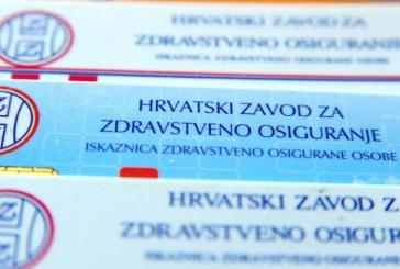 HZZO najavio uvođenje e-kartona, pametne kartice s podacima o pacijentu