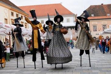 Završio 18. Špancirfest,  varaždinskim ulicama prošpanciralo više od 265 tisuća ljudi