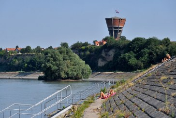 Počela gradnja velike šetnice i marine na Dunavu u Vukovaru