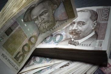 Hrvatski javni dug krajem svibnja smanjen na 285 milijarde kuna