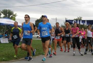 U humanitarnoj utrci stotinu trkača, za gladnu djecu prikupili 6 tisuća kuna