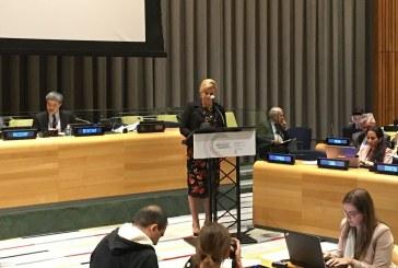 Predsjednica RH na sastanku na vrhu o velikim kretanjima izbjeglica i migranata