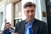 Plenković: imamo dovoljno potpisa, prioritet je stabilna Vlada s MOST-om